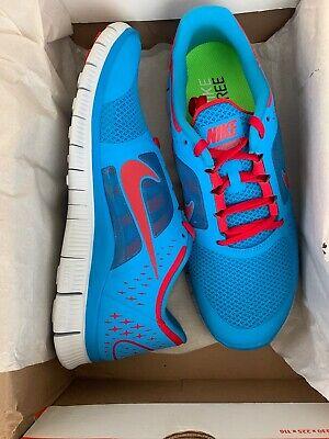 Nike Free Run+ 3 Blue US Mens 10