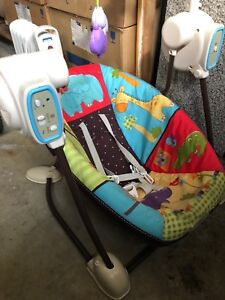 Perfect condition baby rocker