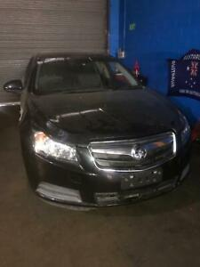 2010 Holden Cruze CD Manual Sedan