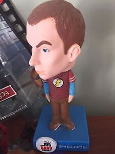 Sheldon Bobble head