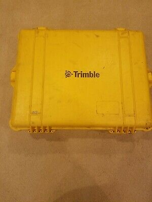Trimble Pelican Case Only Free Shipping Read See Pics
