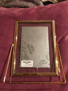 Beautiful gold coloured frames
