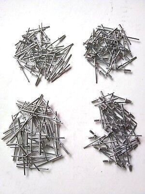 200pcs Pop Rivets Aluminum 18 X 14 X 516 X 38 X 58 Set Riveter Tool