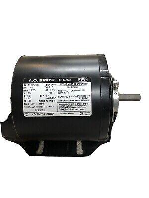 14 Hp Electric Motor 1725 Rpm 12 Shaft