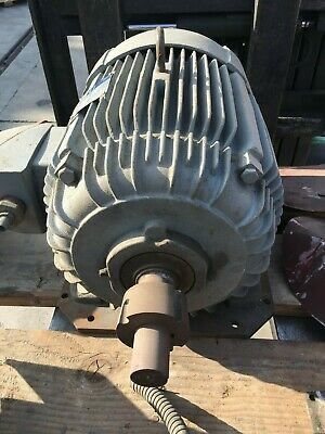 Westinghouse Electric Motor 15 Hp