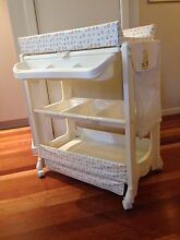 Baby Change Table / Bath Spotswood Hobsons Bay Area Preview