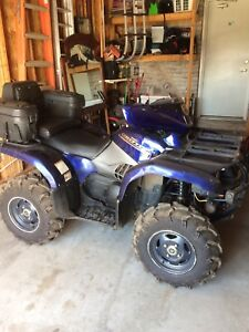 2006 grizzly 660 atv
