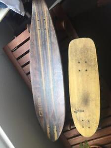 Skateboard longboard surfboard