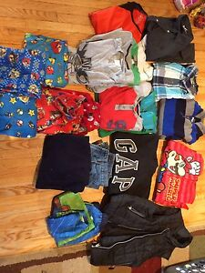 23 PIECE BOYS CLOTHING LOT, MAINLY 10-12, SOME 14-16