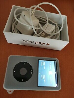 Apple iPod Classic 160GB - Nero MC297