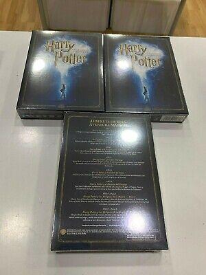 HARRY POTTER COLECCION COMPLETA DVD SEALED PRECINTADA NUEVA, usado segunda mano  Embacar hacia Mexico