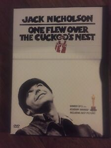 One Flew Over the Cuckoo's Nest (Vol au-dessus d'un nid...)