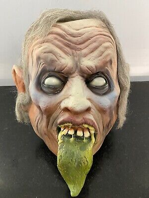 Distortions Halloween Masks (Distortions Unlimited Frightmare Mask W/tags Halloween Prop)
