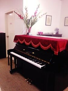 YAMAHA U1E-MADE IN JAPAN-TOP LATEST MODEL-10YRS WARRANTY Ultimo Inner Sydney Preview