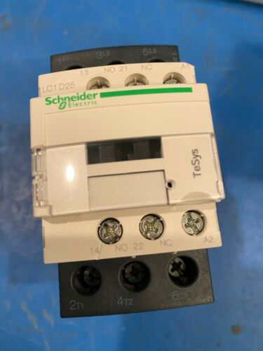 SCHNEIDER ELECTRIC LC1D25G7 TeSys Contactor