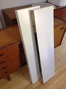 Ikea Lack Shelves. Pair. 110cm long each Lilyfield Leichhardt Area Preview