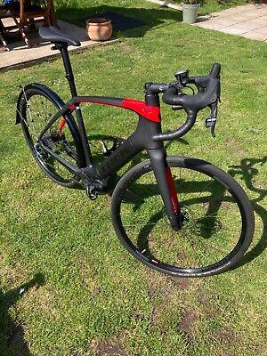 Men's Carbon road bike Trek Domane Plus Electric bike size 58cm