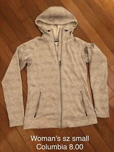 Colombia sz small jacket/ light sweater