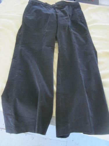 Vintage Levis Panatela Sportswear Corduroy Pants, Dark Blue Black