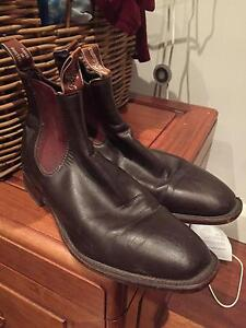 RM Williams Boots - Good Condition! Lane Cove Lane Cove Area Preview