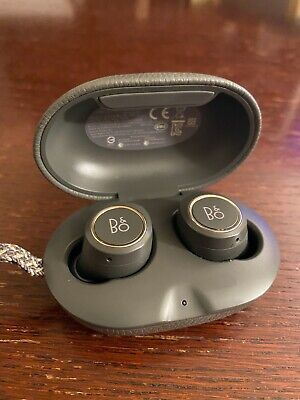 Bang & Olufsen Beoplay E8 Bluetooth Wireless Headphones Earbuds - Grey
