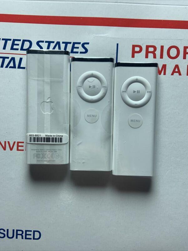 NEW Genuine Apple Remote Control, A1156 X3 Lot