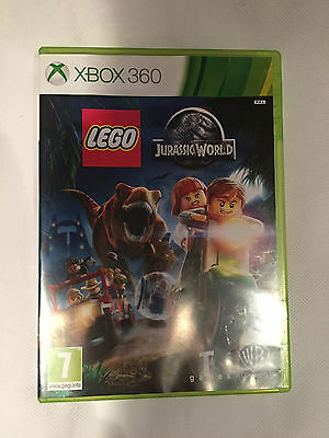 LEGO Jurassic World Microsoft Xbox 360 Game