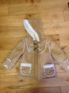 Size 4 coat - new with tags