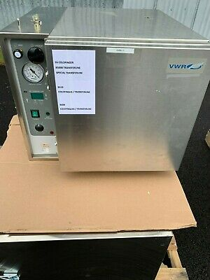 Vwr Sheldon 11430m-zzmfg Cq-016-08 Vacuum Oven 1.7 Cu Ft - Up To 9 Available