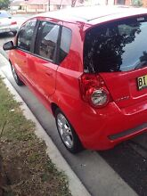 Selling my holden barina 2010 Lidcombe Auburn Area Preview