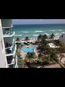 Condo sur la mer au Tides de Hollywood disponible