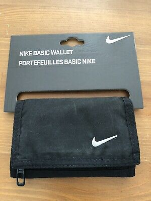 Nike Basic Wallet In Black. New.