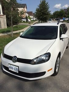 2010 Volkswagen Golf Wagon Certified