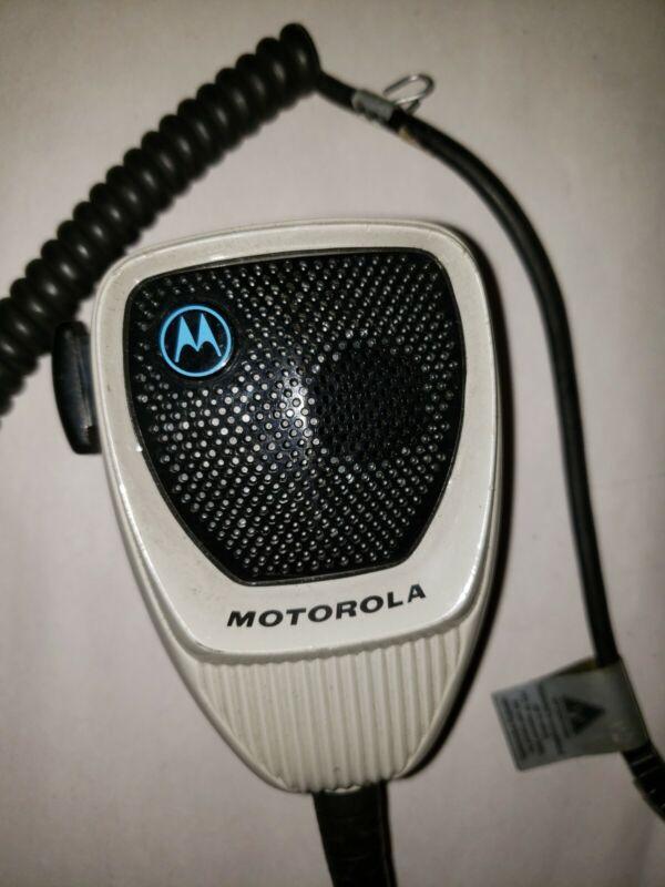 Motorola 2 way Radio Microphone Astro Specctra HMN1080A