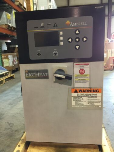 USED AMERITHERM AMBRELL EKOHEAT 45/100 CE INDUCTION HEATER 300-0643