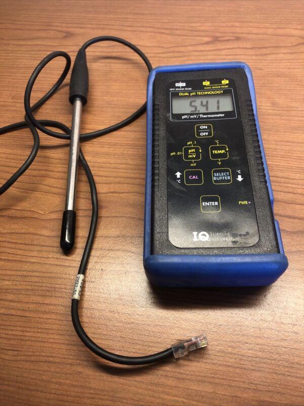 IQ Scientific Instruments Model IQ150 pH Meter