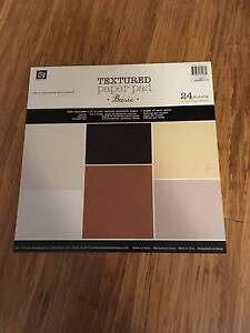 """Various incomplete 12x12"""" Scrapbook Paper Sets, $8each/$50all Greensborough Banyule Area Preview"""