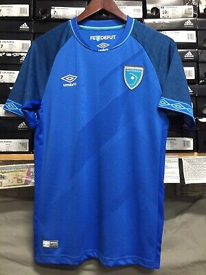 92a17f71c Umbro Guatemala Away Jersey 2019 Camisola De Guatemala Visita Size Large  Only