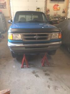 1995 ford ranger fall part out