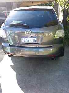 Mazda cx7 turbo for sale Camillo Armadale Area Preview