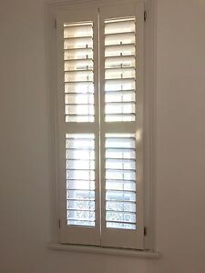 Plantation Shutters x 4 (1640 by 300) Paddington Eastern Suburbs Preview