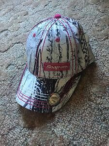 Official snap on hat