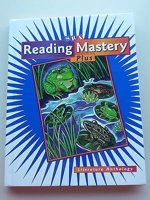 Sra Reading Mastery Plus Level 3 Literature Anthology 3Rd Grade   Hardcover   B2