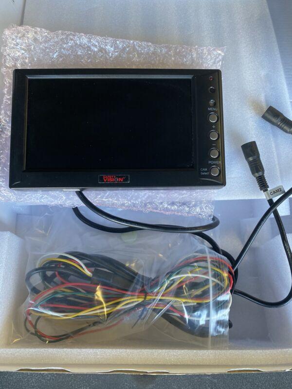 Safety Vision Monitor SV-LCD70BA