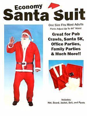 Santa Pub Crawl Costumes (Santa Suit - Christmas - Pub Crawl - Party -)
