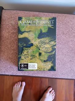 Game of thrones season 1 2 and 3