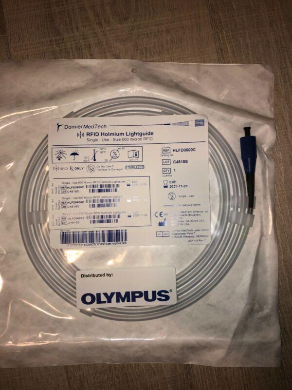 NEW Olympus Dornier Holmium Laser Fibers 600 HLFD0600C