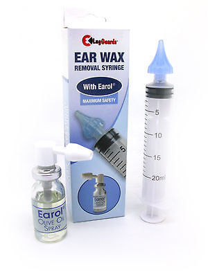 LugGuards® (Aculife) Ear Wax Removal Syringe With Earol®