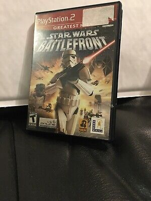 Star Wars: Battlefront (Sony PlayStation 2, 2004)