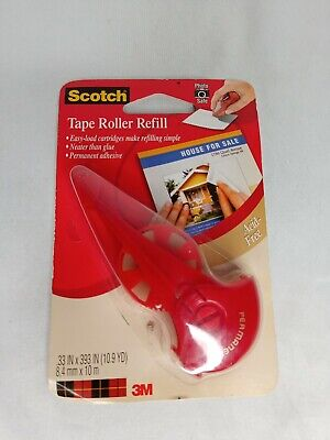 Scotch Tape Roller Refill - Photo Safe - Acid Free - Dispense Refill Only